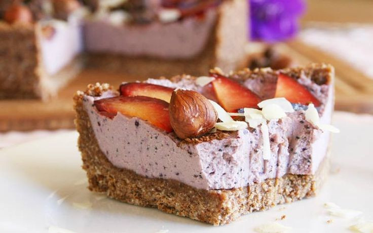Raw Vegan Desserts  17 Decadent Raw Vegan Desserts