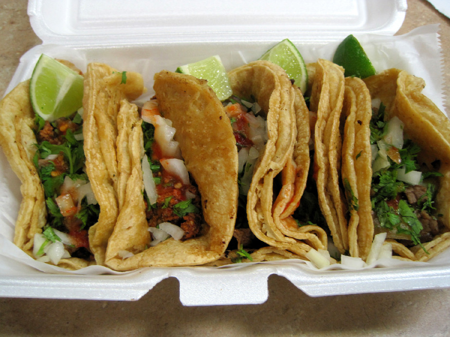 Real Mexican Tacos  Any Hispanic eateries in Frederick serving authentic