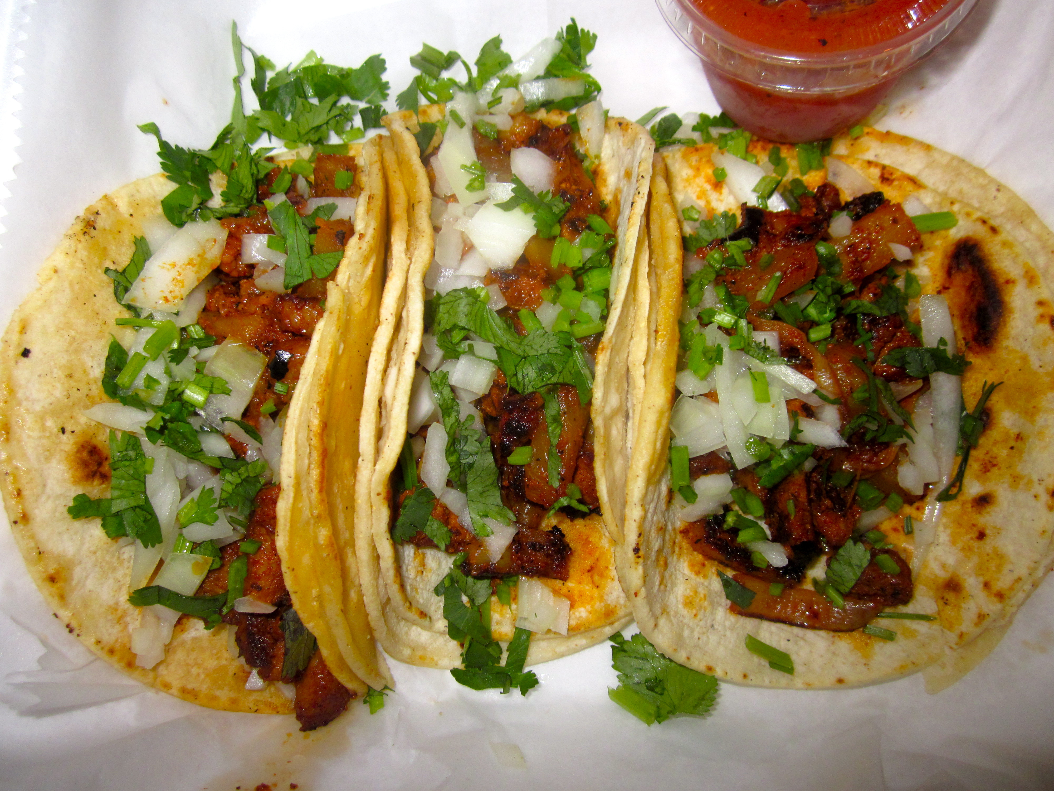 Real Mexican Tacos  Authentic Mexican at Three Amigos – emily eats