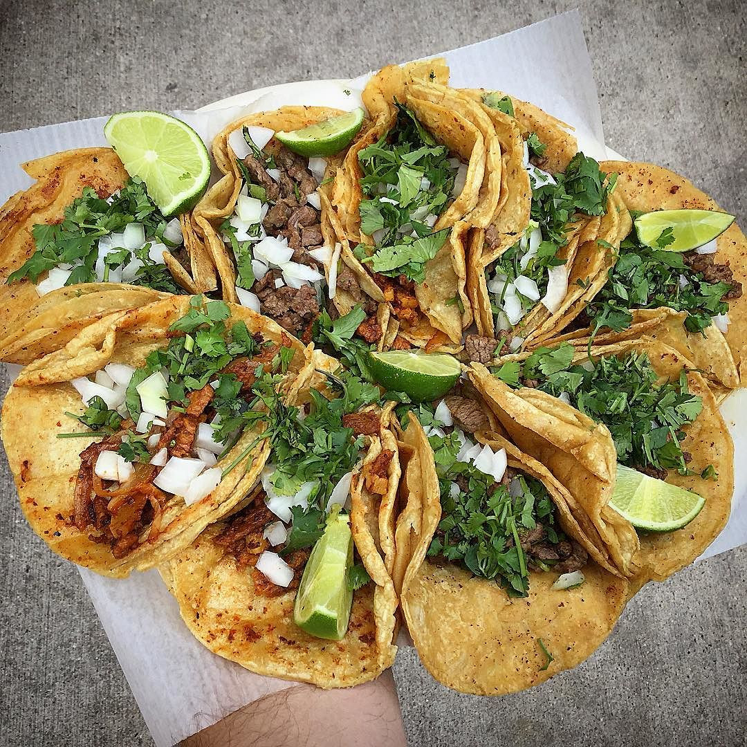 Real Mexican Tacos  The quest for authentic ethnic cuisine and some food for