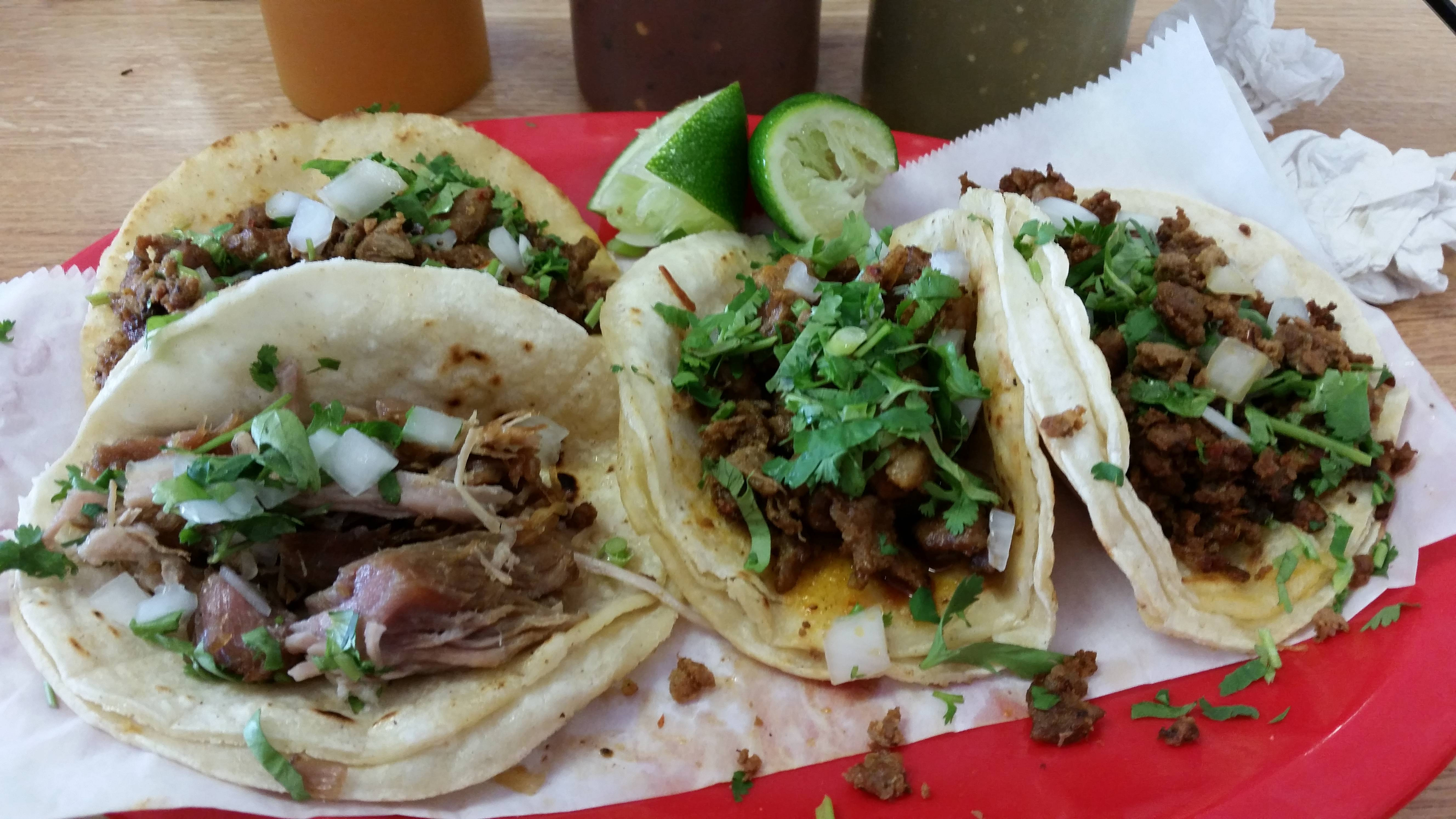 Real Mexican Tacos  Authentic Mexican tacos in the heart of Iowa carnitas