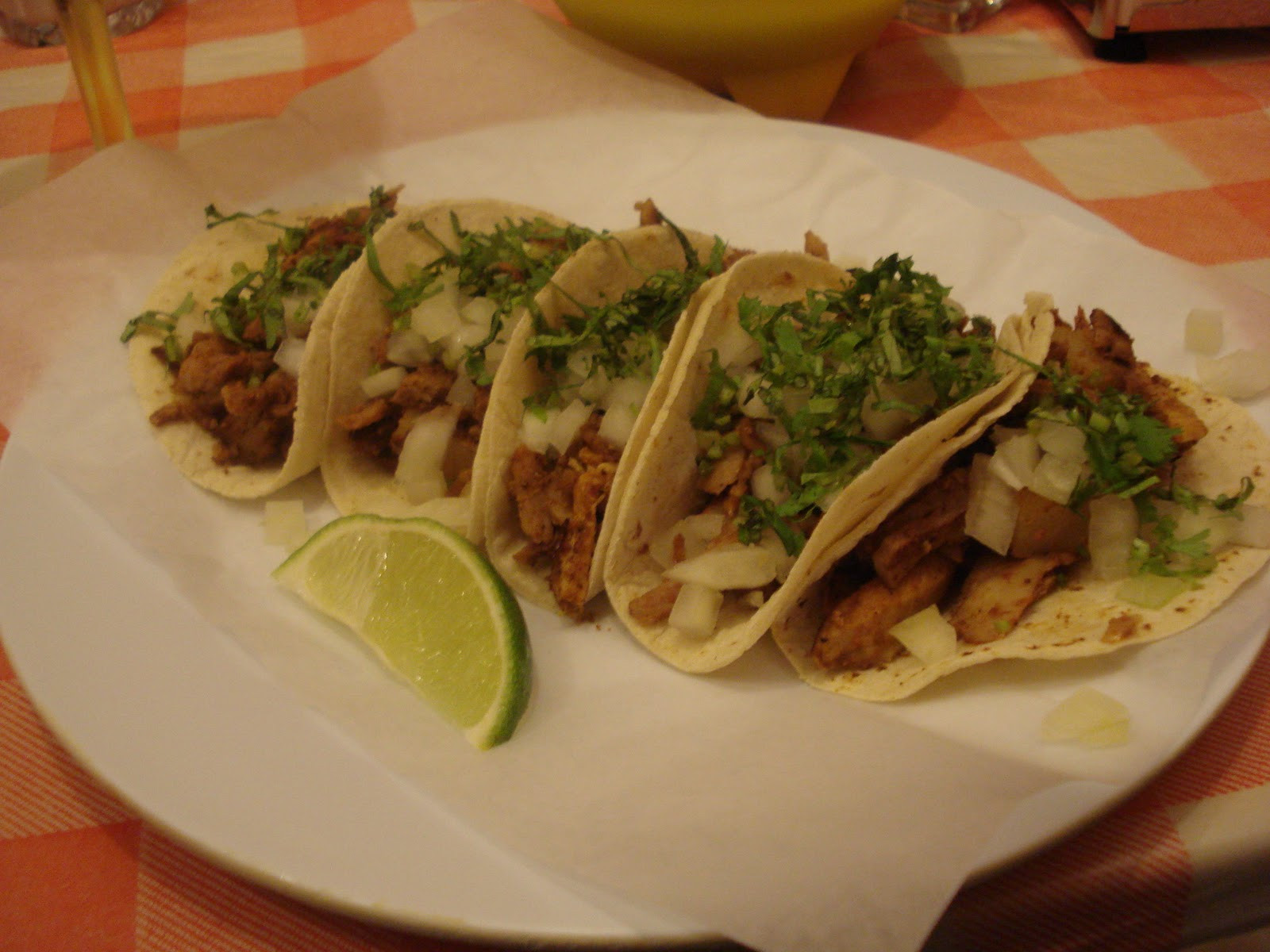 Real Mexican Tacos  Spice City Toronto The city s best ethnic food