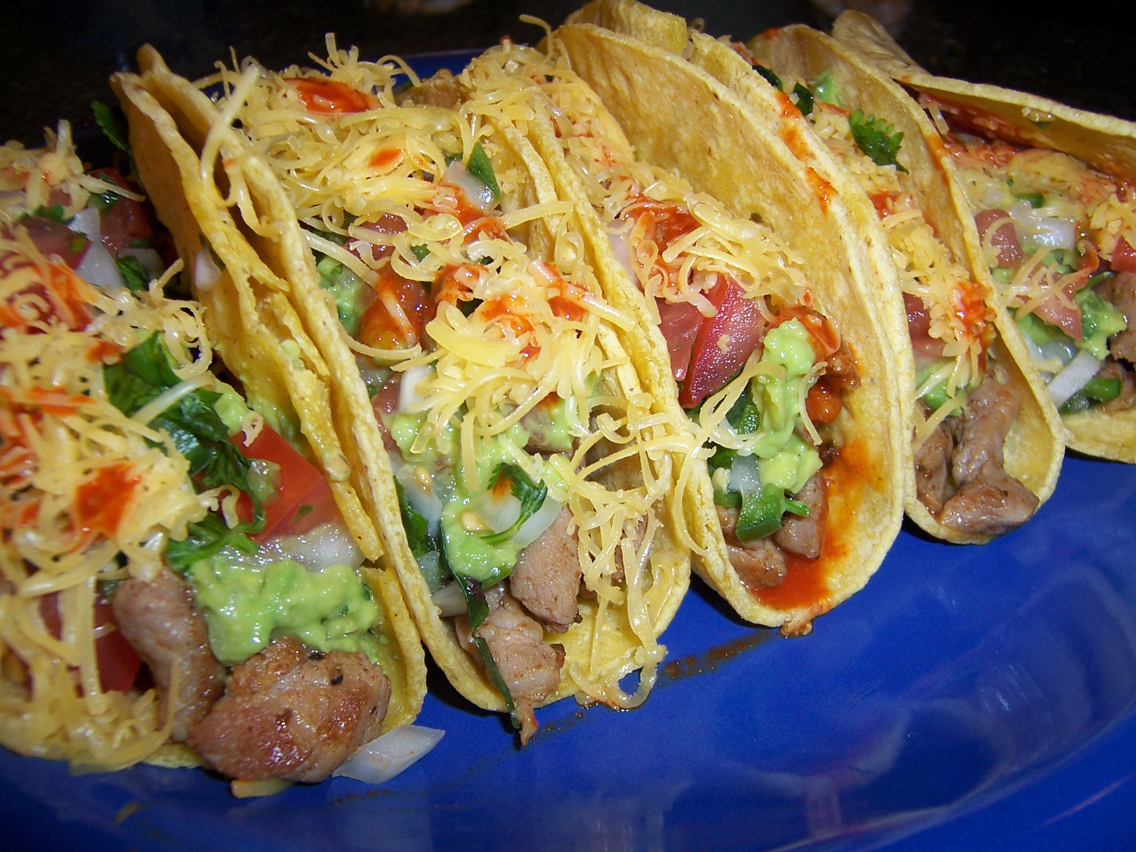 Real Mexican Tacos  Authentic Mexican Style Pork Soft Tacos