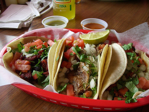 Real Mexican Tacos  real mexican tacos