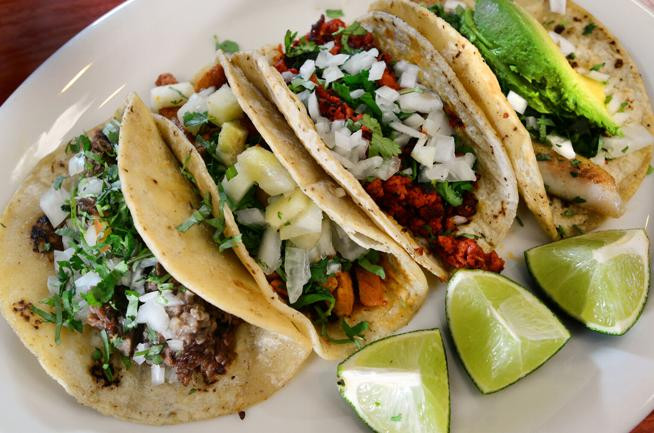 Real Mexican Tacos  Sancho s shows its street food smarts Boulder Daily Camera