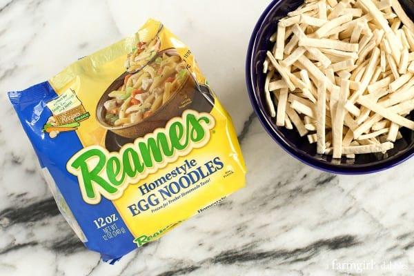 Reames Chicken And Noodles  Mom s Homemade Chicken Noodle Soup • a farmgirl s dabbles