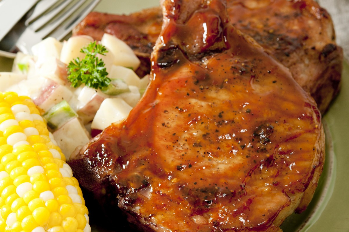 Recipe Baked Pork Chops  21 Perfect Valentine's Day Recipes for Every Course