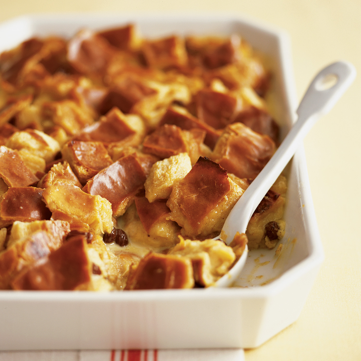 Recipe Bread Pudding  Classic Bread Pudding
