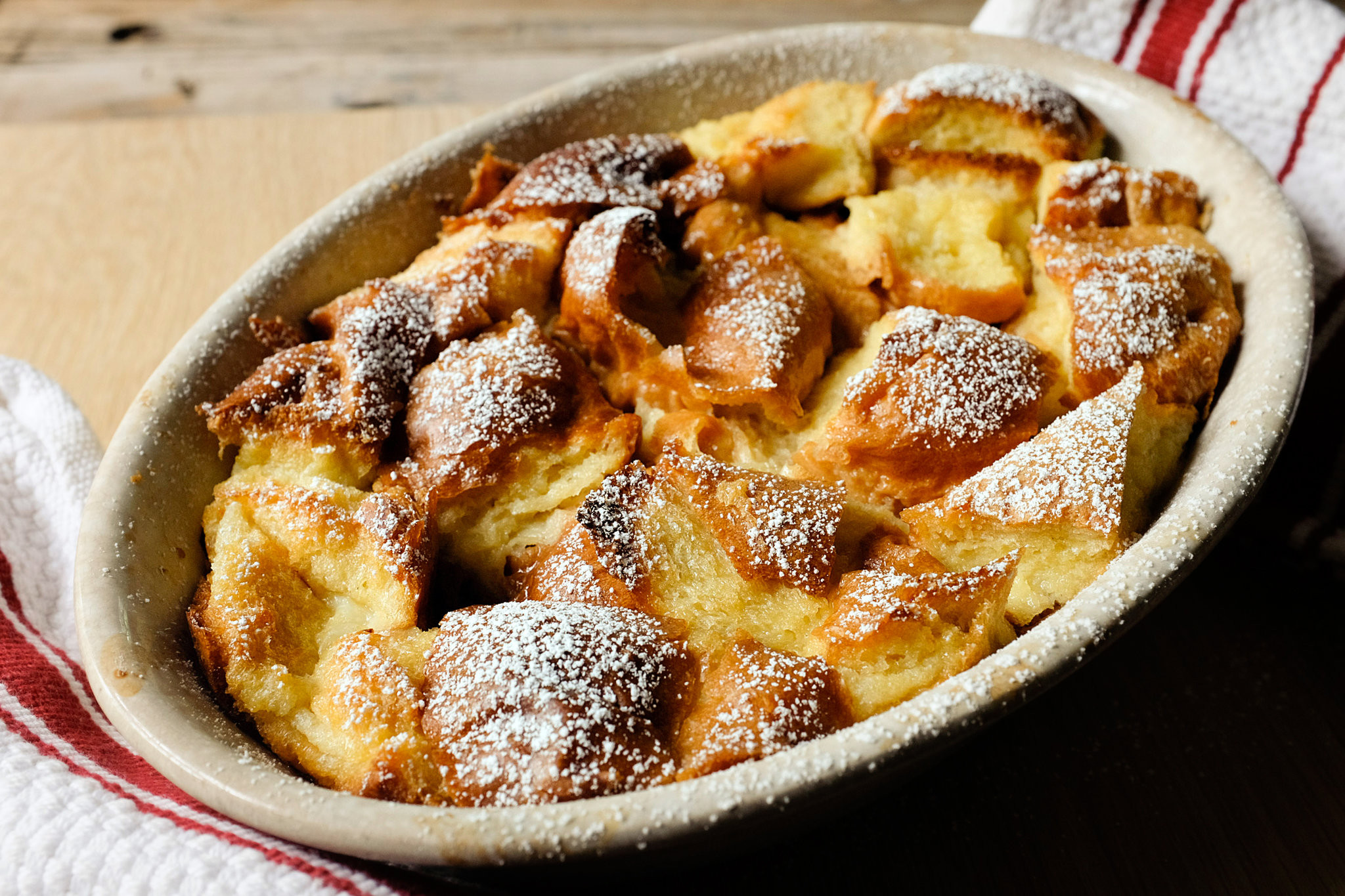 Recipe Bread Pudding  Simple Bread Pudding Recipe NYT Cooking