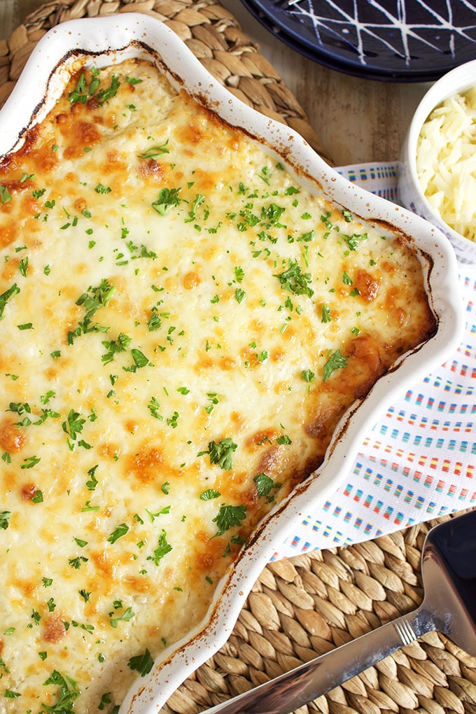 Recipe For Au Gratin Potatoes  The Very Best Potatoes Au Gratin Recipe The Suburban Soapbox
