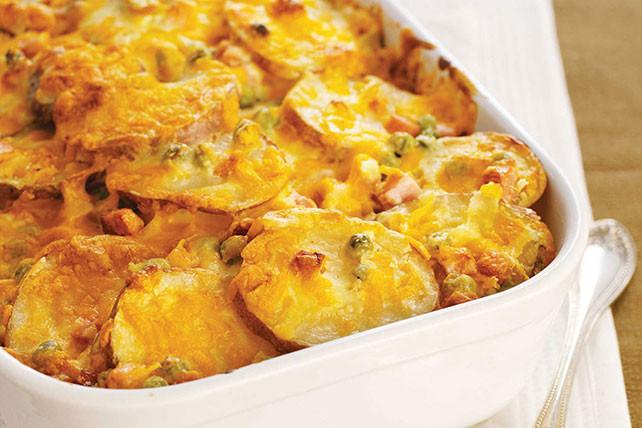 Recipe For Au Gratin Potatoes  Potatoes au Gratin Kraft Recipes