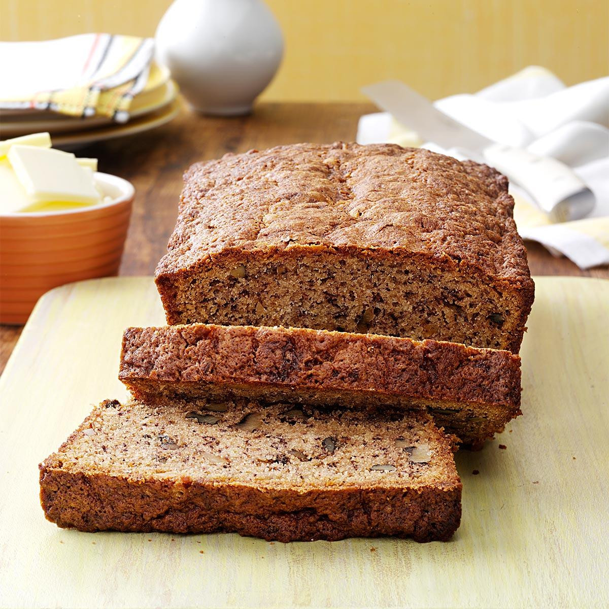 Recipe For Banana Bread  Best Ever Banana Bread Recipe