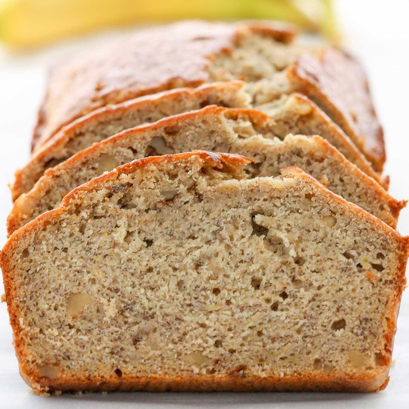 Recipe For Banana Bread  Classic Banana Bread Recipe