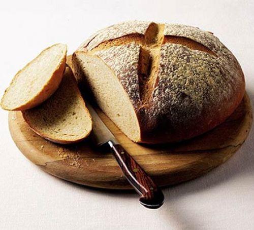 Recipe For Bread  Easy white bread recipe