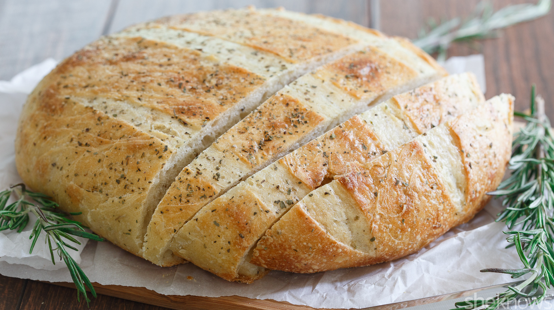 Recipe For Bread  Slow Cooker Sunday A focaccia recipe for the amateur