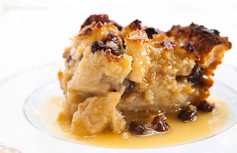 Recipe For Bread Pudding  Bread Pudding Recipe with Video