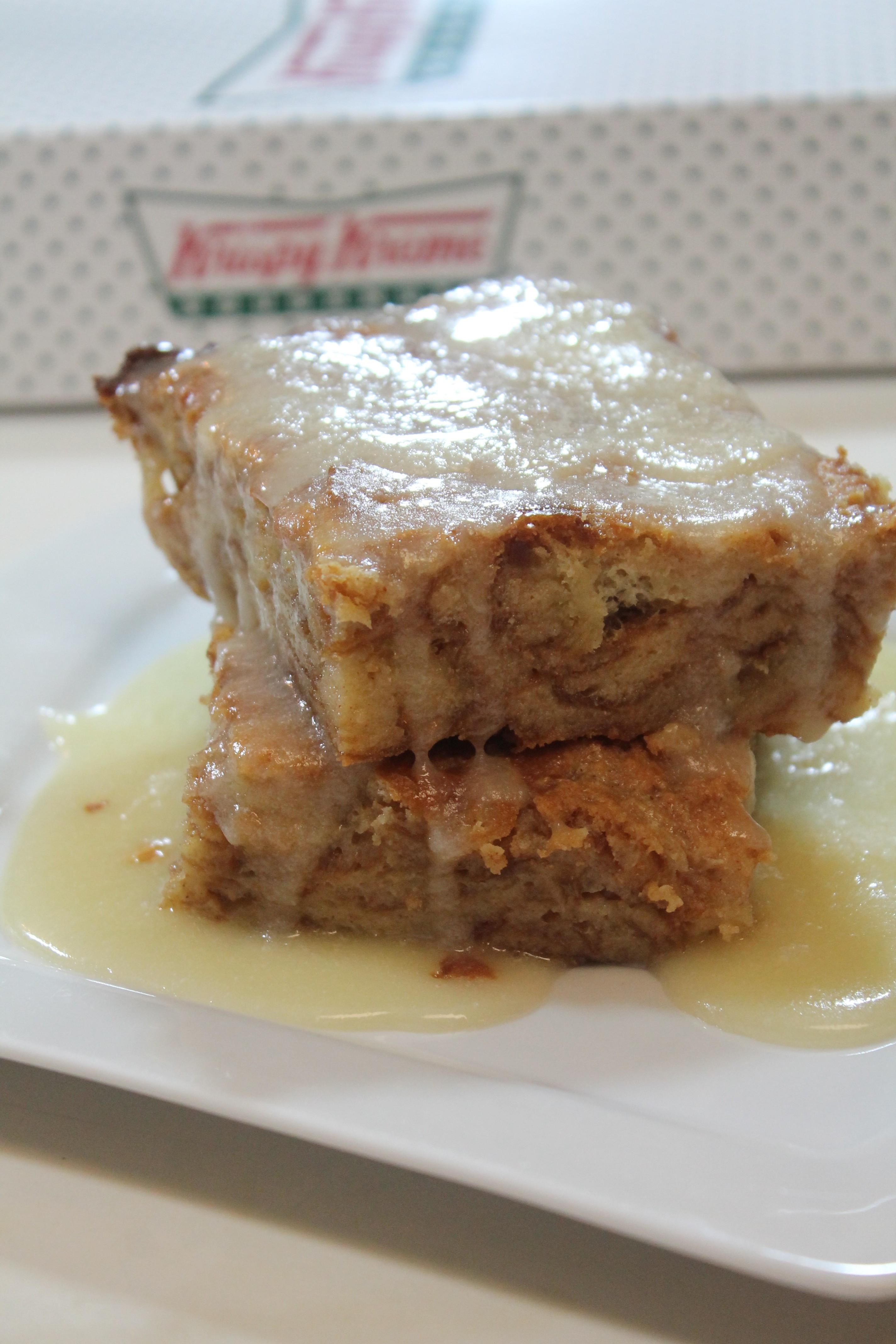 Recipe For Bread Pudding  Krispy Kreme Bread Pudding Recipe