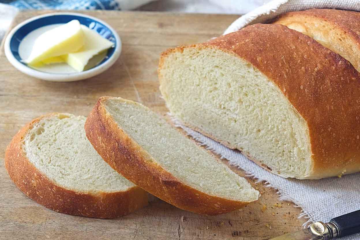 Recipe For Bread  Hearth Bread Recipe
