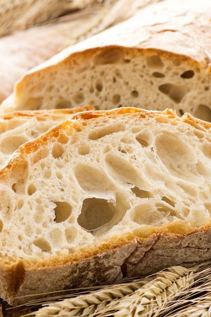 Recipe For Bread  Homemade Ciabatta Bread Recipe