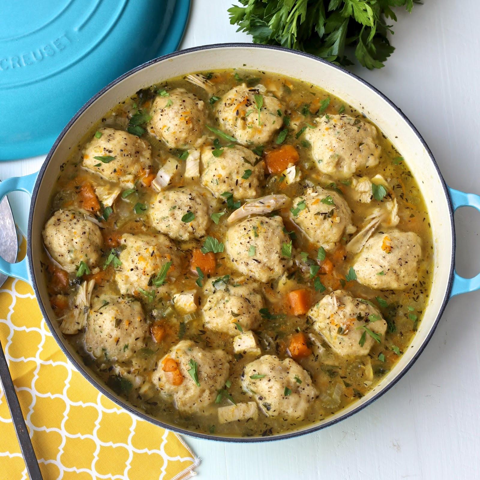 Recipe For Chicken And Dumplings  Recipe Resuscitation Chicken and Dumplings