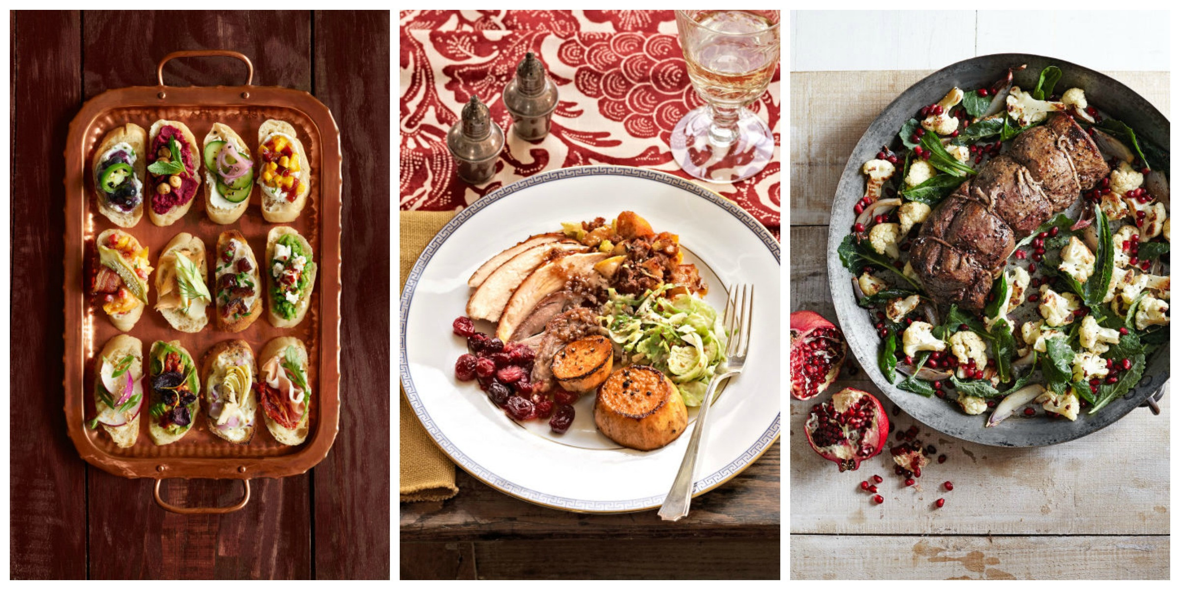 Recipe For Christmas Dinner  60 Easy Christmas Dinner Ideas Best Holiday Meal Recipes