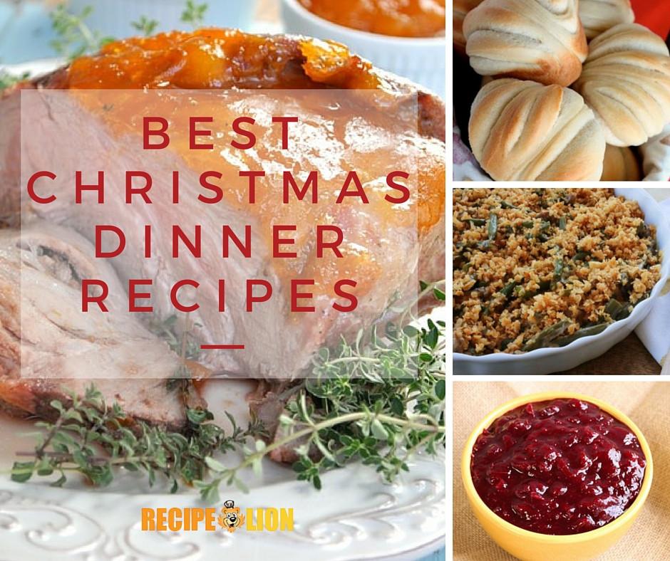 Recipe For Christmas Dinner  48 Christmas Dinner Menu Ideas