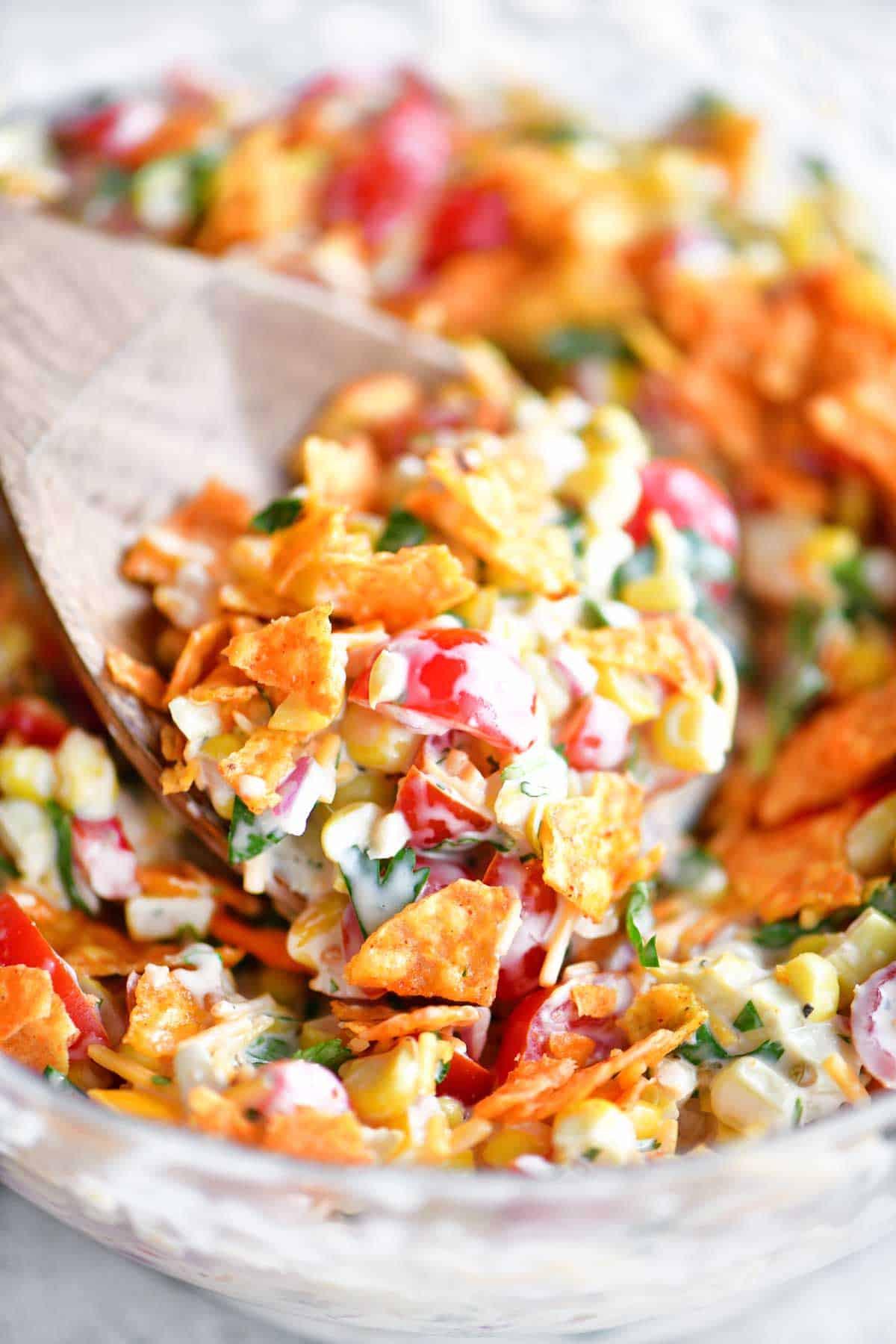 Recipe For Corn Salad  Corn Salad Recipe The Gunny Sack