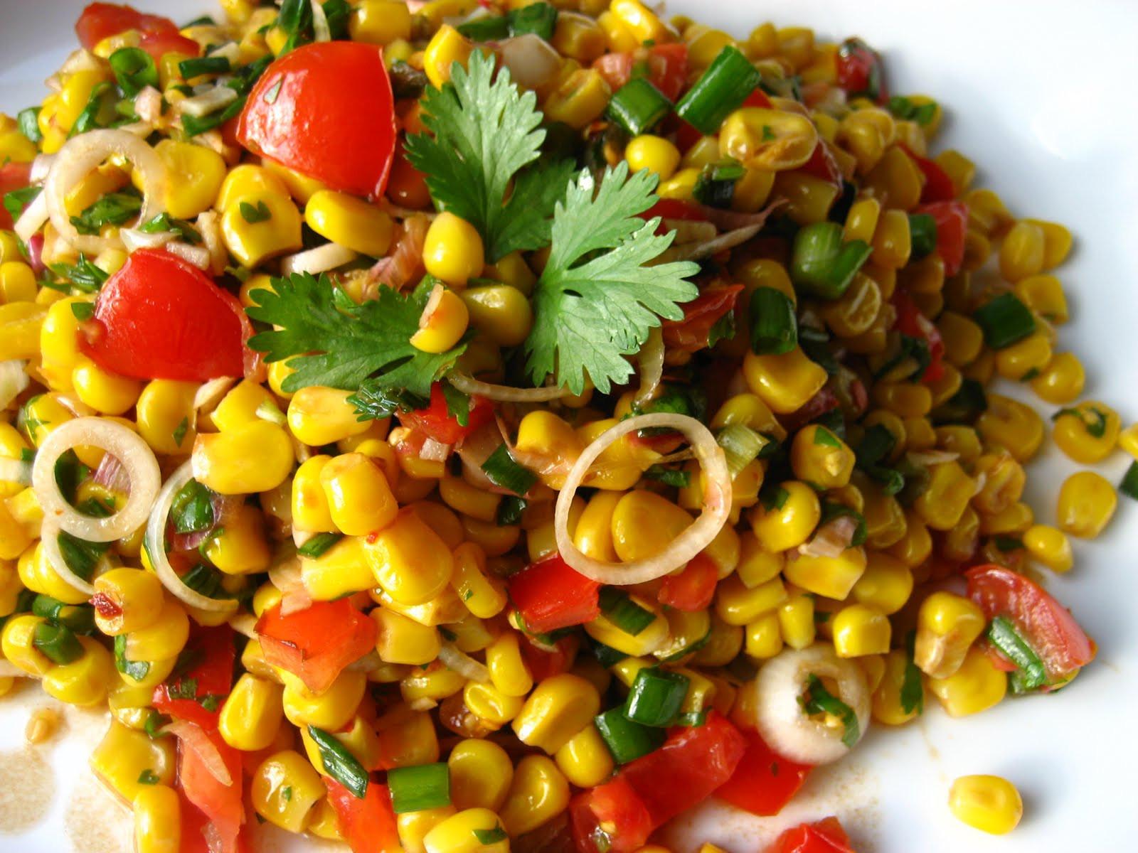 Recipe For Corn Salad  grilled corn salad recipe cilantro