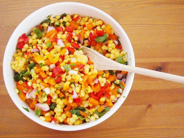 Recipe For Corn Salad  Easy Corn Salad Recipe
