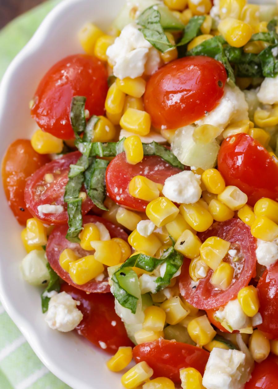 Recipe For Corn Salad  Summer Corn Salad Recipe