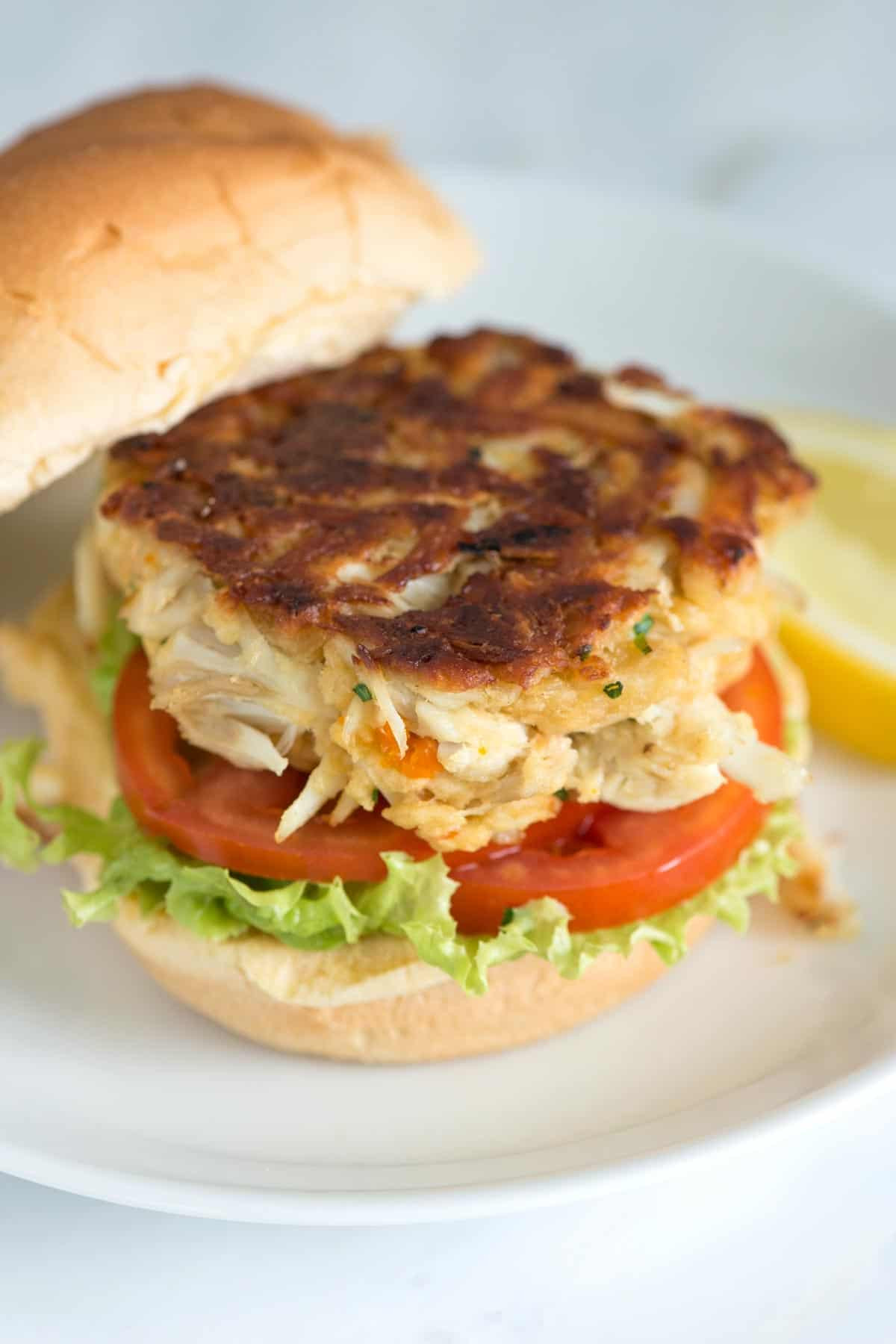 Recipe For Crab Cakes  Adam's Maryland Crab Cakes Recipe