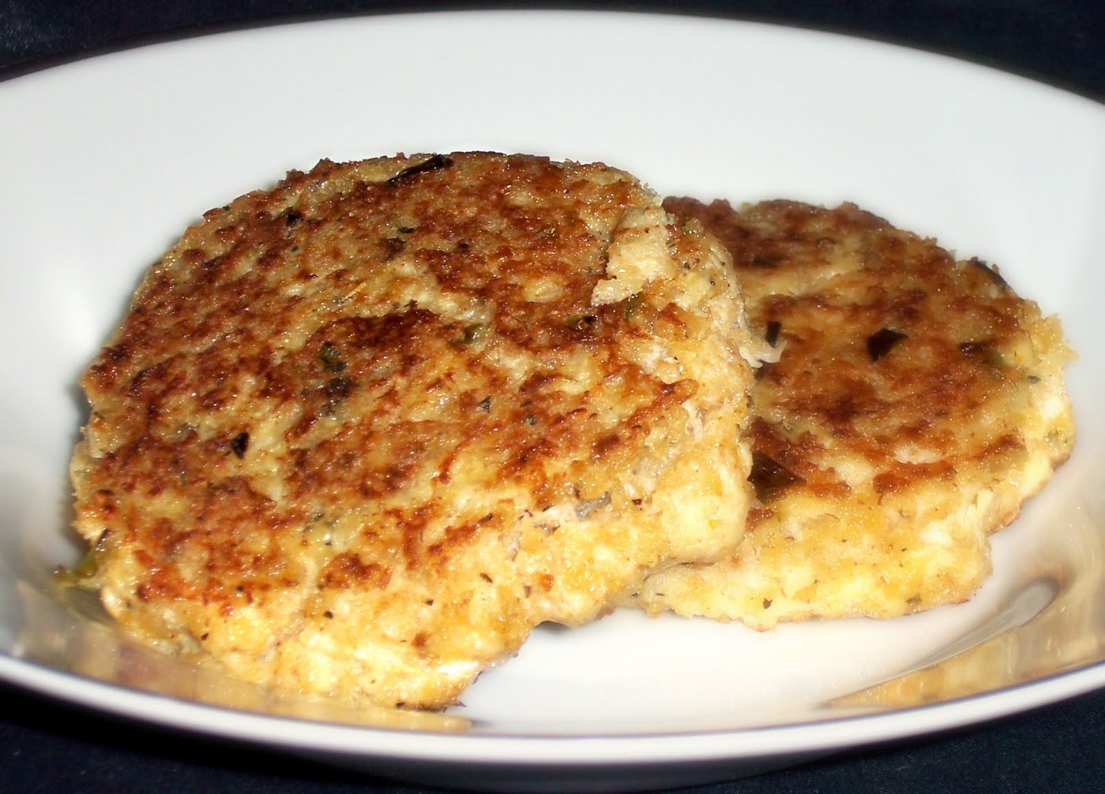 Recipe For Crab Cakes  easy crab cake recipe