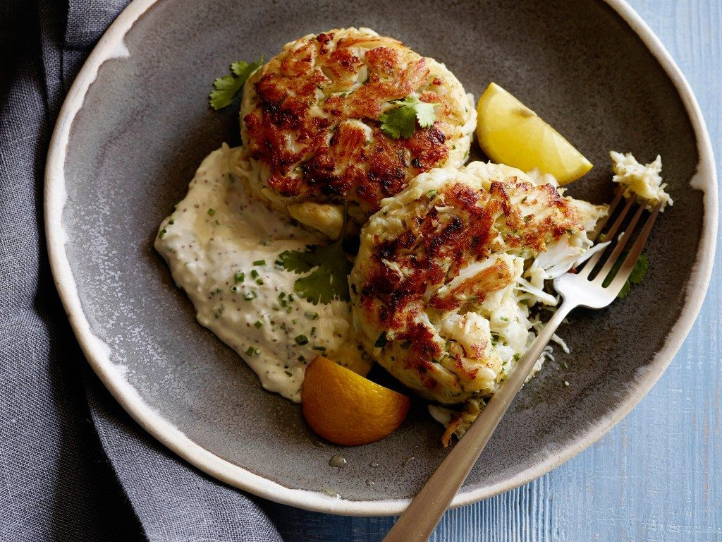 Recipe For Crab Cakes  Maryland Crab Cakes