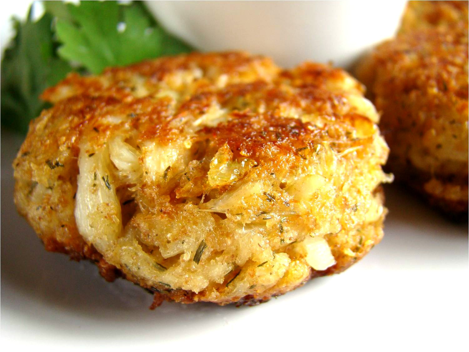 Recipe For Crab Cakes  Family Feedbag Crab cakes with cilantro & lime dip