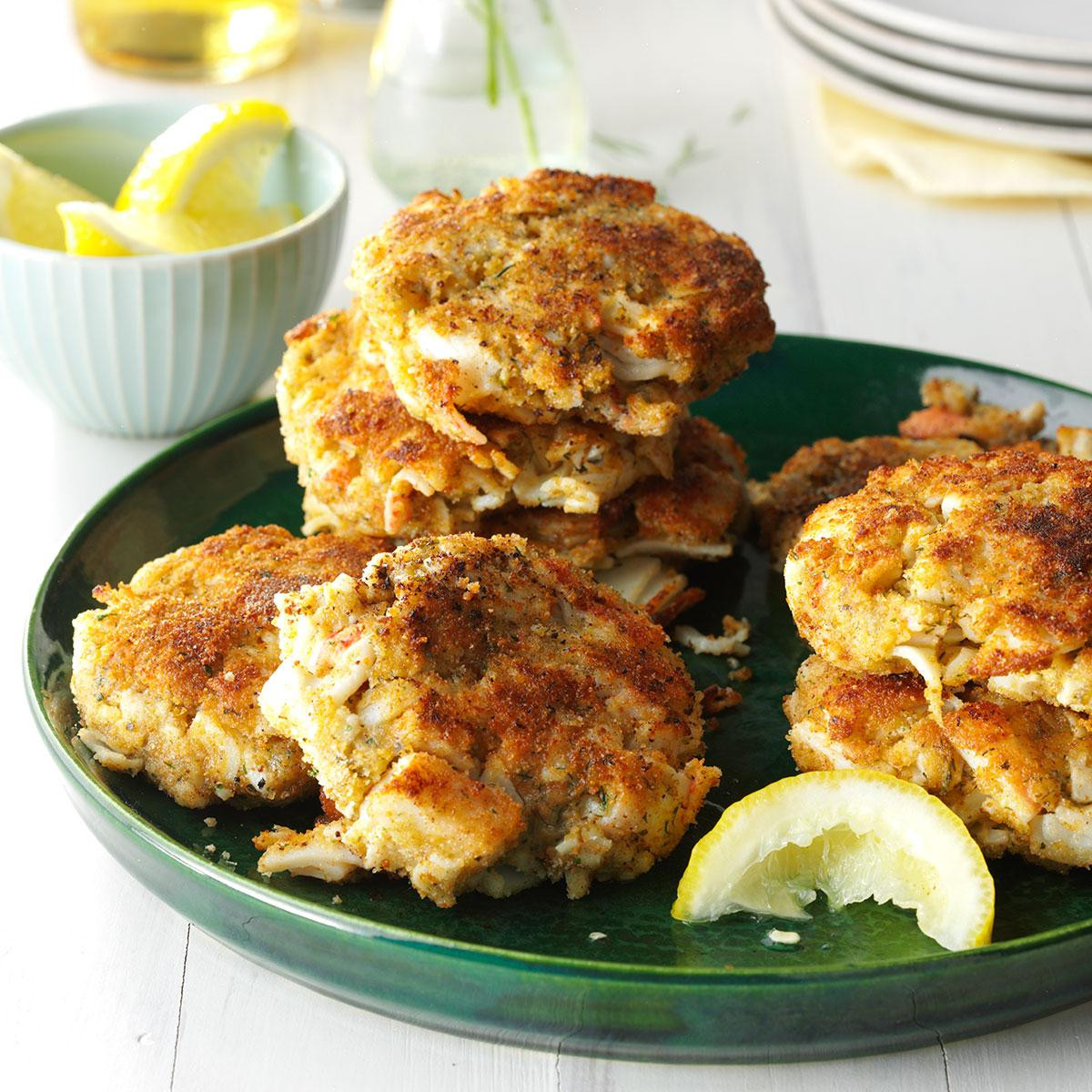 Recipe For Crab Cakes  Heavenly Crab Cakes Recipe