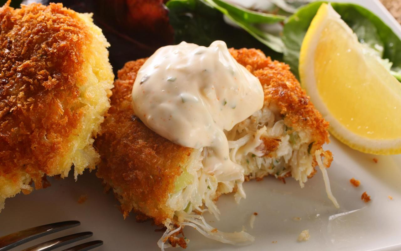 Recipe For Crab Cakes  Easy Crab Cakes Recipe Chowhound