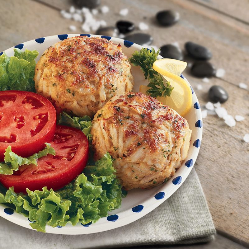 Recipe For Crab Cakes  OLD BAY Crab Cakes Recipe