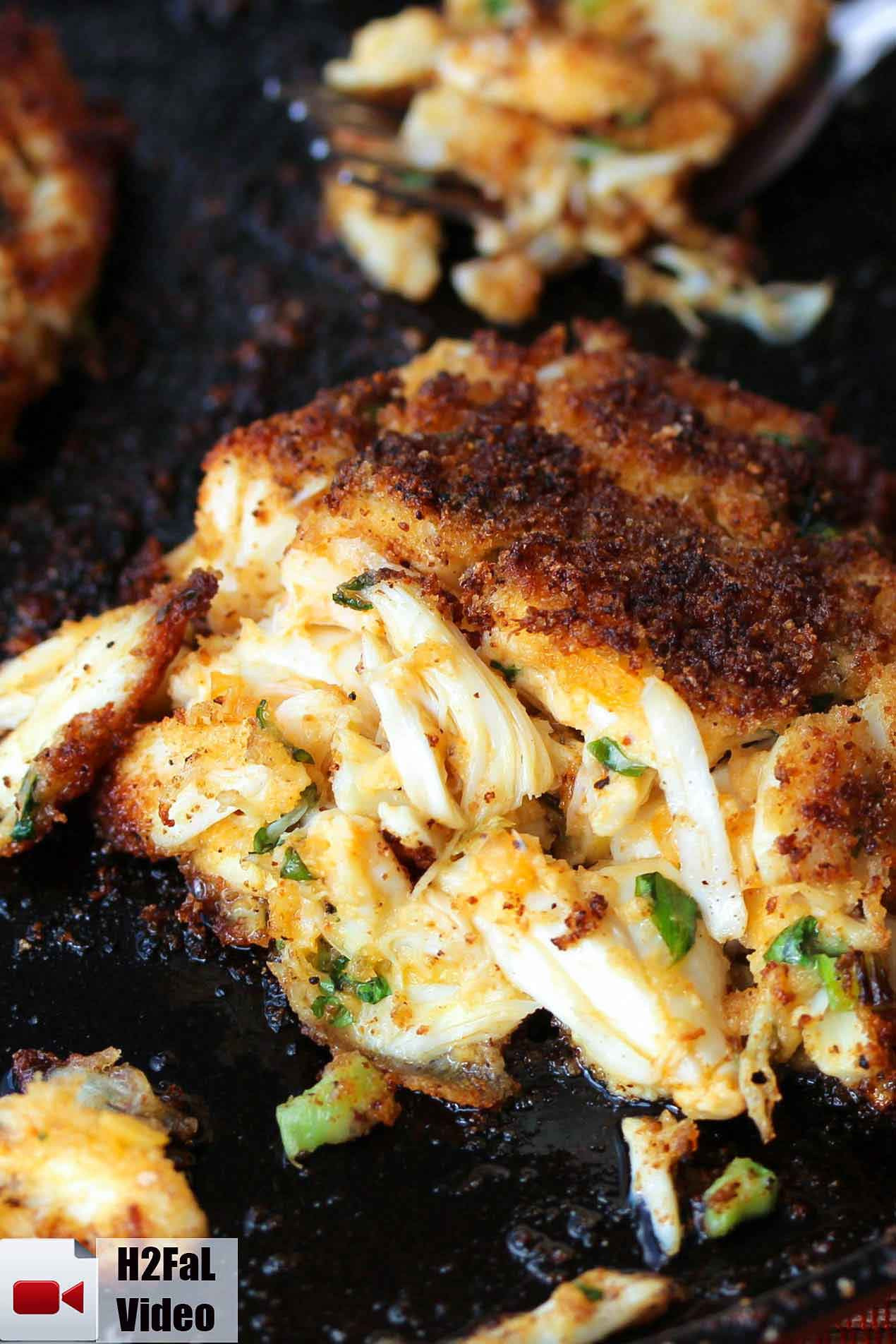 Recipe For Crab Cakes  Southern Style Crab Cakes