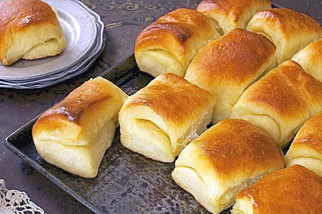 Recipe For Dinner Roll  Dinner roll recipes Flourish King Arthur Flour