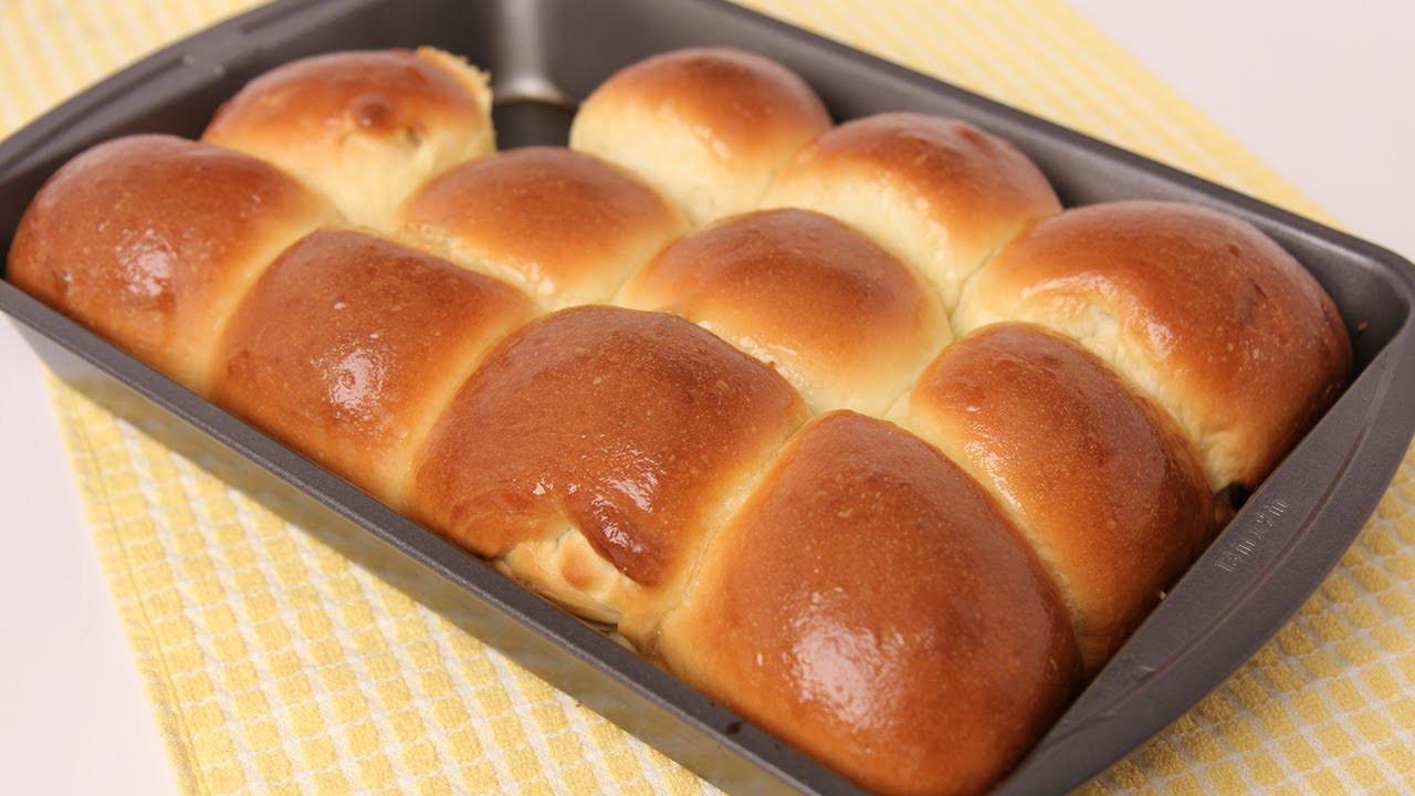 Recipe For Dinner Roll  dinner rolls from scratch recipe