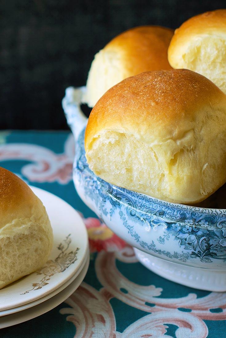 Recipe For Dinner Roll  Amish Dinner Rolls Recipe