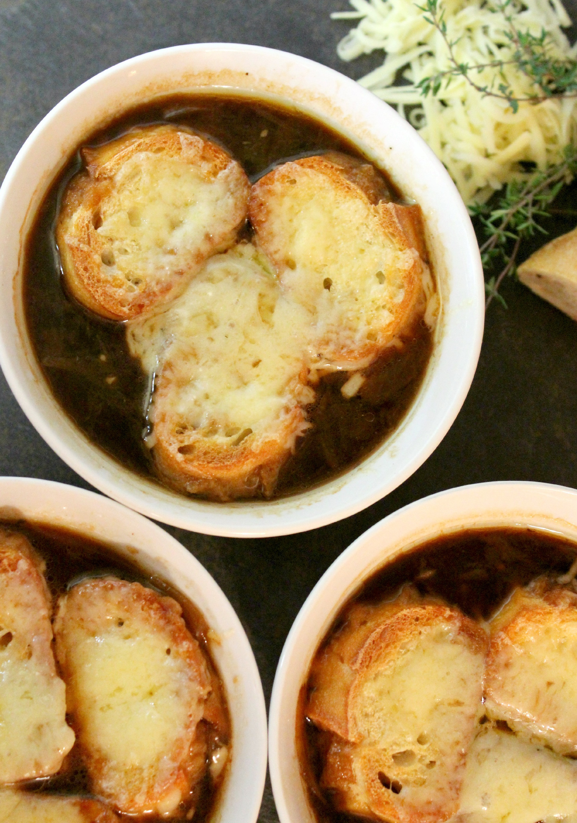 Recipe For French Onion Soup Fargo Foo Fantastic Fun Fare FRENCH ONION SOUP rough draft