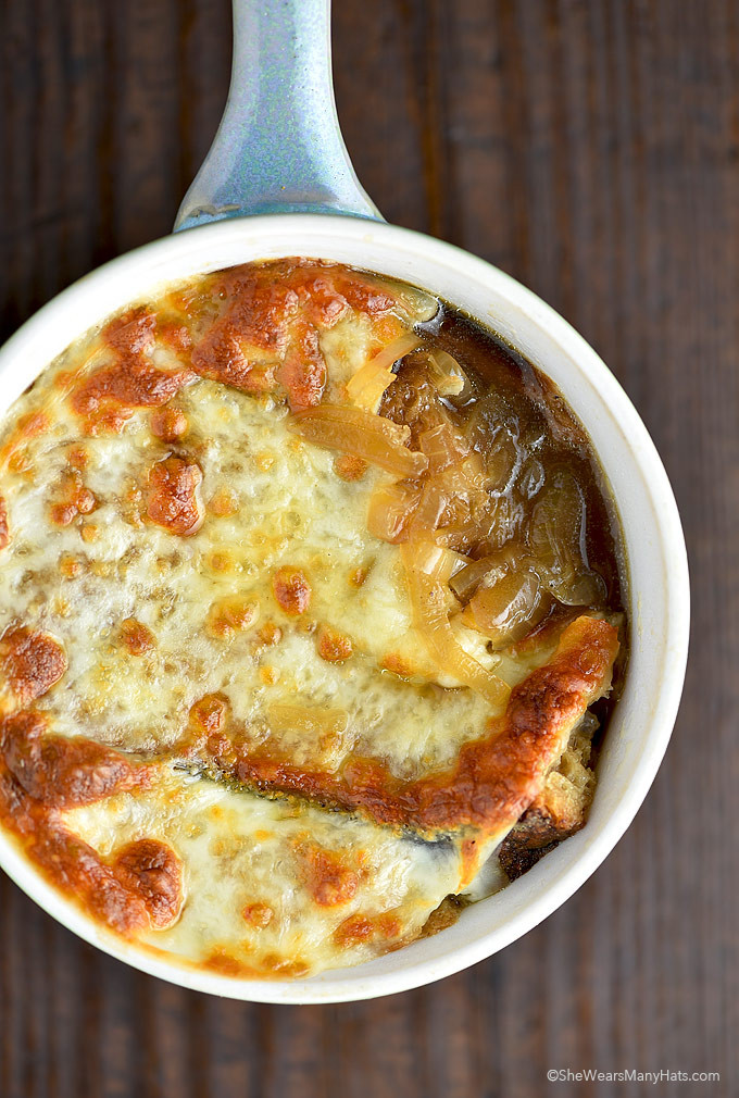 Recipe For French Onion Soup Easy French ion Soup Recipe