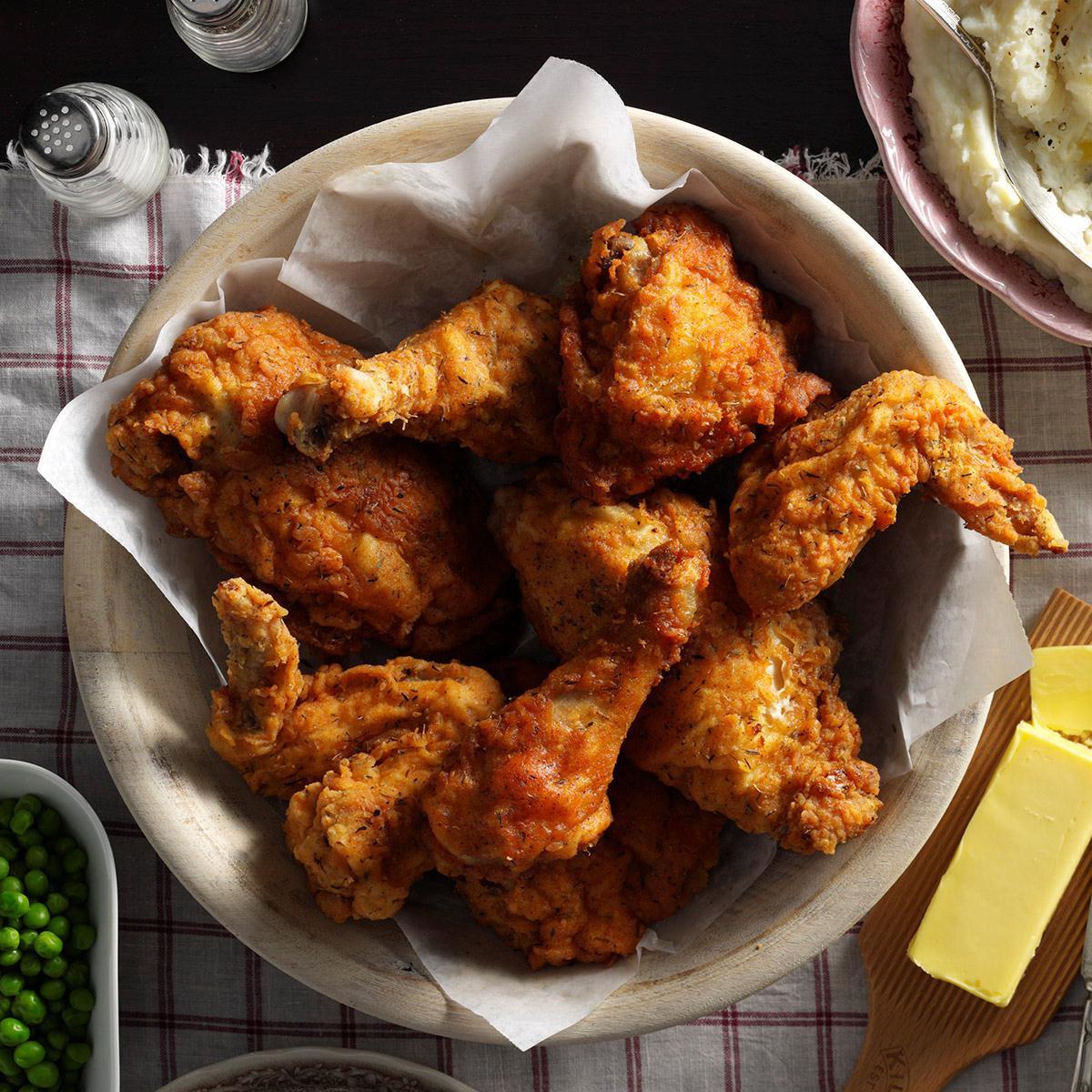 Recipe For Fried Chicken  Best Ever Fried Chicken Recipe