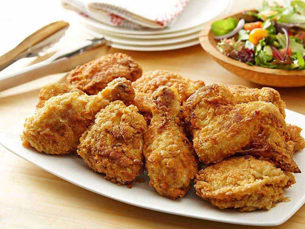 Recipe For Fried Chicken  Buttermilk Fried Chicken