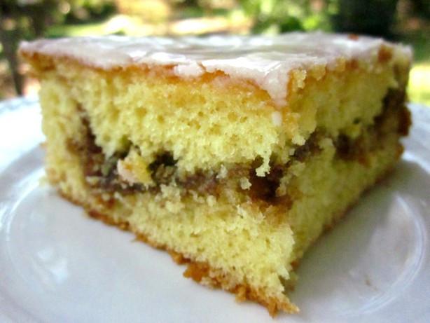 Recipe For Honeybun Cake  Honey Bun Cake Recipe Food