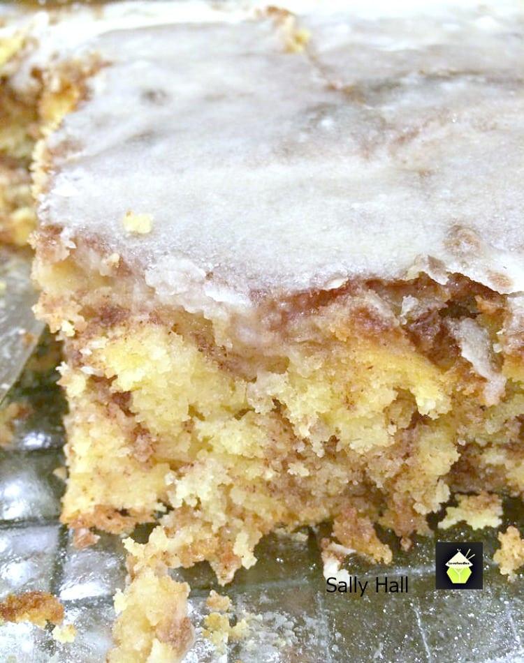 Recipe For Honeybun Cake  Honey Bun Cake – Lovefoo s