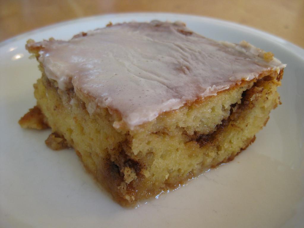 Recipe For Honeybun Cake  Made by Nicole Cake 19 Honey Bun Cake