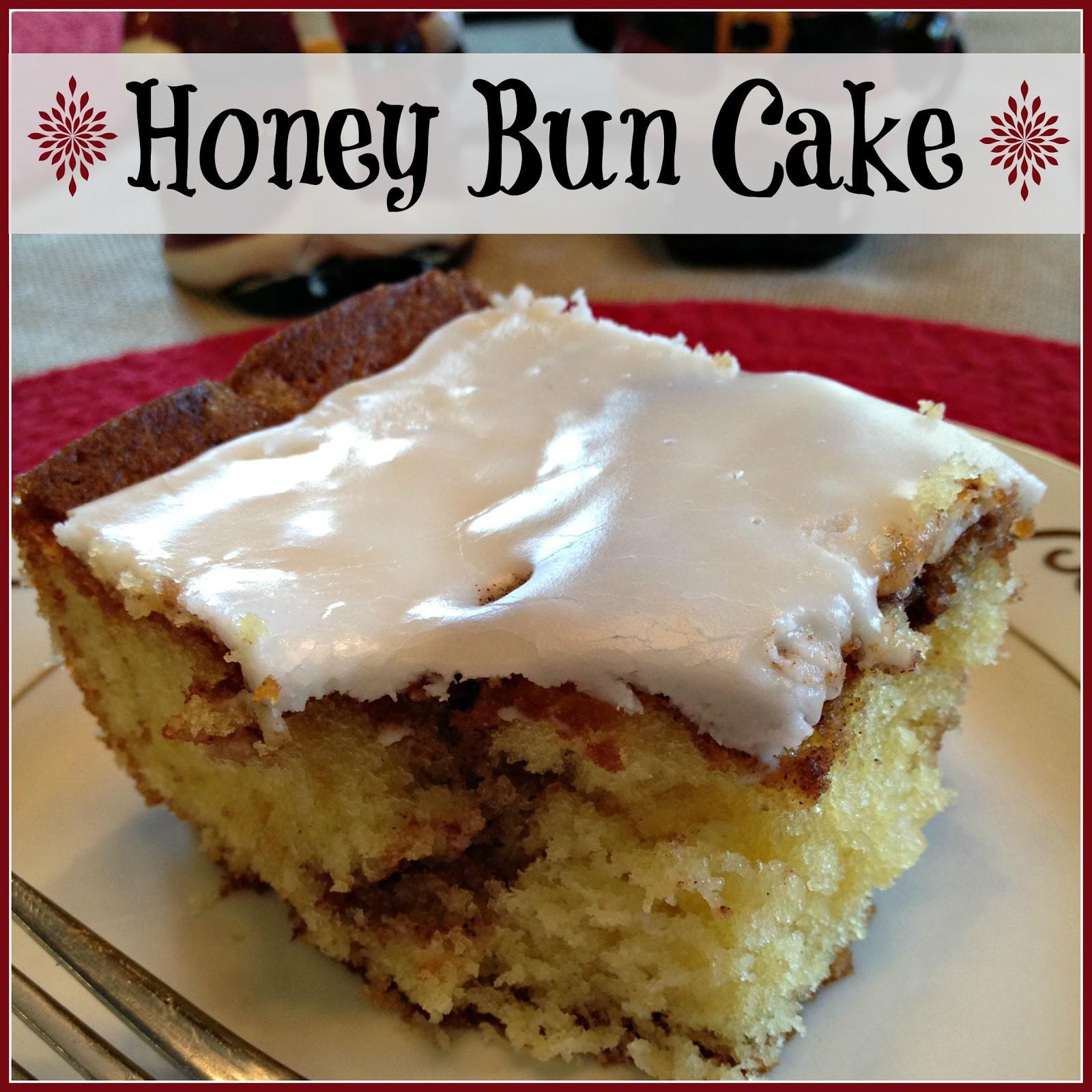 Recipe For Honeybun Cake  Crafty in Crosby Honey Bun Cake