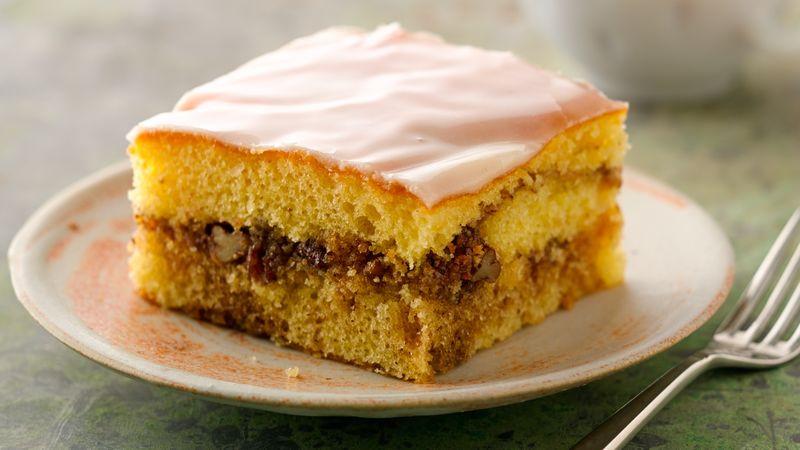 Recipe For Honeybun Cake  Honey Bun Cake Recipe BettyCrocker